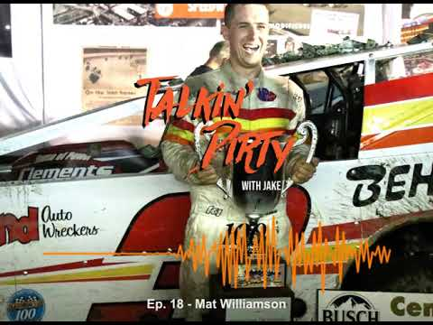 Talkin' Dirty With Jake: The Official OCFS Podcast Ep. 18 - Mat Williamson
