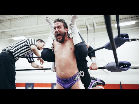 """Super Crazy vs. JT Dunn - Limitless Wrestling """"Nothing Gold Can Stay"""" (ECW, Beyond)"""
