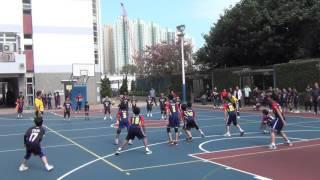 小學男子組(初) 乘翔體育會對元朗商會小學 2015年11月