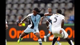Botswana   vs Comoros(2-1 ) 3/27/2016