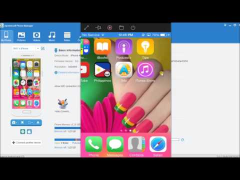 How To Mirror IPhone Screen To PC
