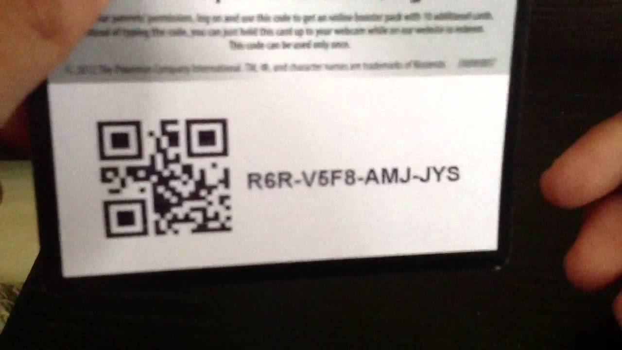 Roblox Card Codes Not Used