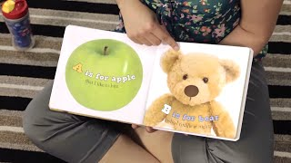 Read, Speak, Sing: Your baby and early literacy