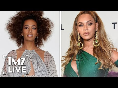 Beyonce Gets Therapy Over Solange | TMZ Live