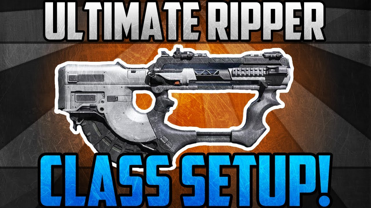 """Call of Duty: Ghosts - Ultimate """"The Ripper Class Setup ... Cod Ghost Devastation Ripper"""