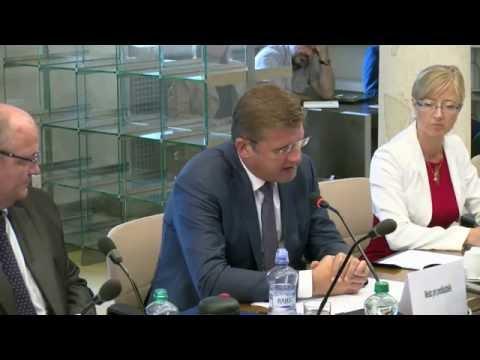 Naživo: Parlamentný výbor rokuje o situácii v U.S. Steel Košice