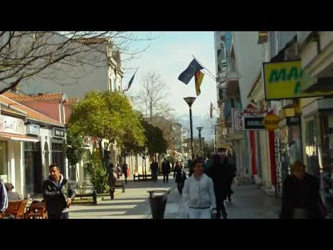 Podgorica Montenegro HD