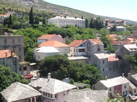 Mostar, Bosnia - View from Minaret