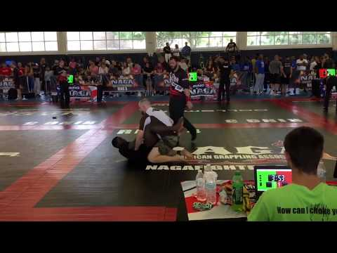 NAGA Expert Final:  Bryan Brown (10th Planet Atlantic Beach) vs Larry Long (WTMA)
