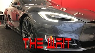 Tesla Order To Delivery Part 2 - The Wait thumbnail