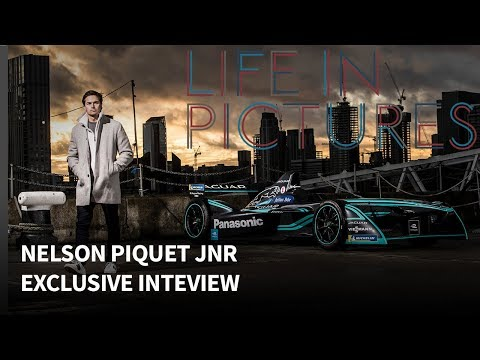 Nelson Piquet Jnr: Life in Pictures presented by Motorsport Images