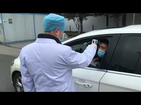 Китай: число инфицированных коронавирусом растет
