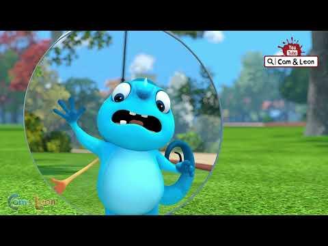 Lagi Syantik Versi   Cam & Leon for Indonesian Friends