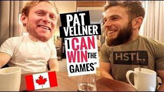 PATRICK VELLNER: I can beat Mat Fraser. (Full Interview)