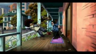 The Boondocks/Гетто - Gangsta Nation
