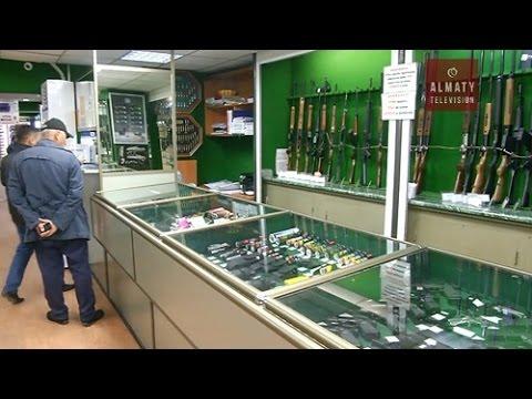 Казахстанские охотники недовольны сокращением разрешенного количества оружия (07.10.16)