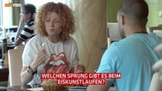 iss oder quizz Promi-Special mit Lucy Diakovska