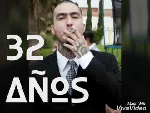 TOP 10 EDADES DE RAPEROS MEXICANOS