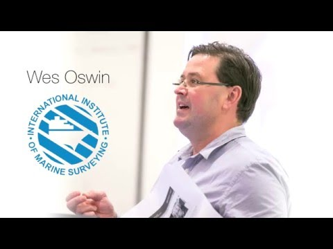 Wes Oswin: Implementation of Safety Management Systems