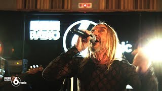 Iggy Pop - People, Places, Parties (Live for BBC Radio 6 Music)