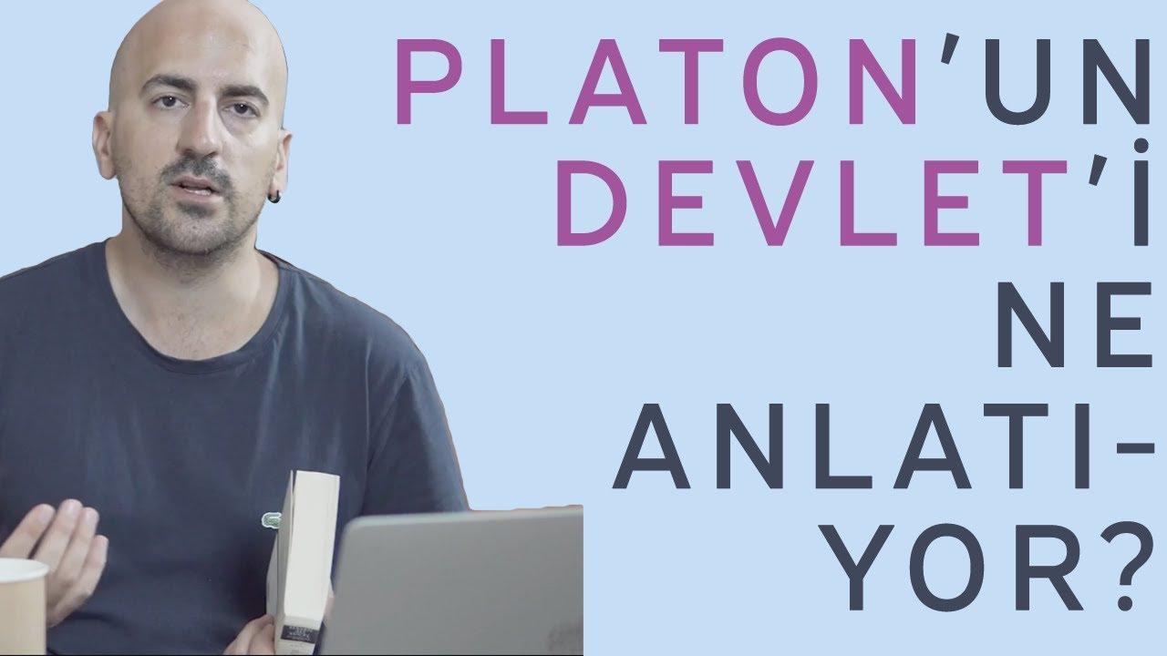 Download Platon'un Devlet'i Ne Anlatıyor?