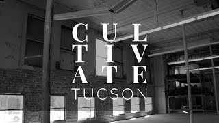 Cultivate Tucson Empty Building