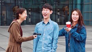 中国街头恶搞:小伙假装记者问超级贱的问题,路人们都忍不下去了!