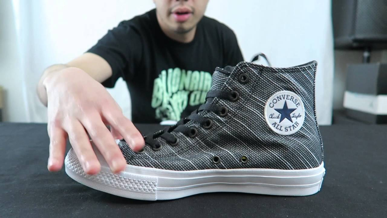 converse chuck taylor review