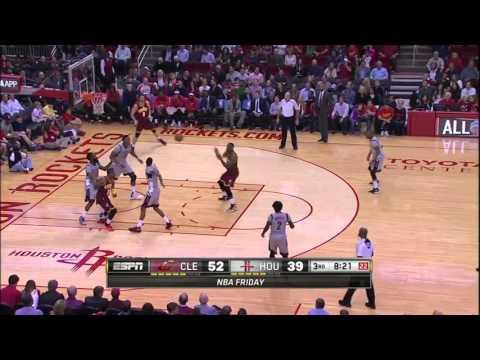 Cleveland Cavaliers vs Houston Rockets | January 15, 2016 | NBA 2015-16 Season