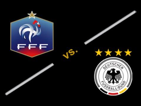 freundschaftsspiel frankreich deutschland