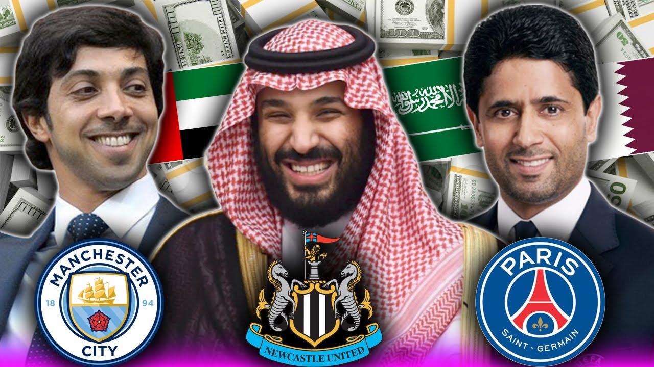 أشهر 7 ملاك عرب لأندية كرة القدم بأوروبا | المال العربي يحول أندية متوسطة إلى عملاقة !!