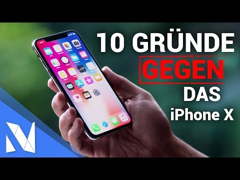 10 Gründe gegen das iPhone X!   Nils-Hendrik Welk