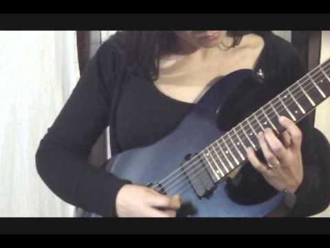 Lead Guitar Lesson - How to Play Universal Mind (intro) by Liquid Tension Experiment I