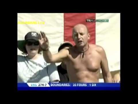 Fidel Edwards  Daren Powell  Jerome Taylor  Sulliman Benn toiling away vs England 2009