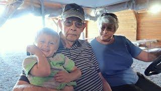 One Last Ride with Grandpa 🏎