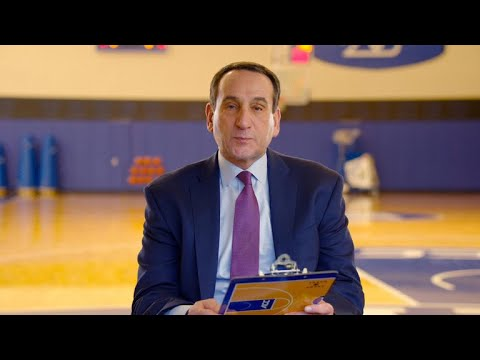 Note to Self: Duke's Coach K - YouTube