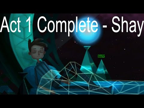 Broken Age Act 1 Shay No Commentary
