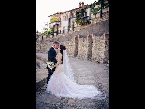 Our Wedding Day Film | Valentina + Jason | Ohrid, Macedonia