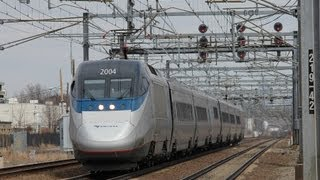 HD High Speed Trains, Acela