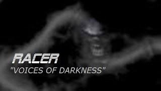 Racer - Voices Of Darkness