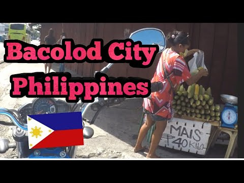 Lockdown / food hunting / BACOLOD CITY PHILIPPINES
