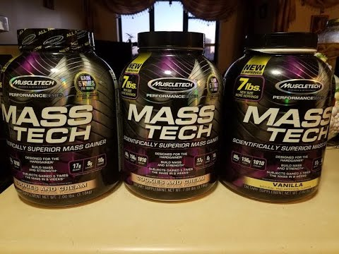 How to use mass tech protein