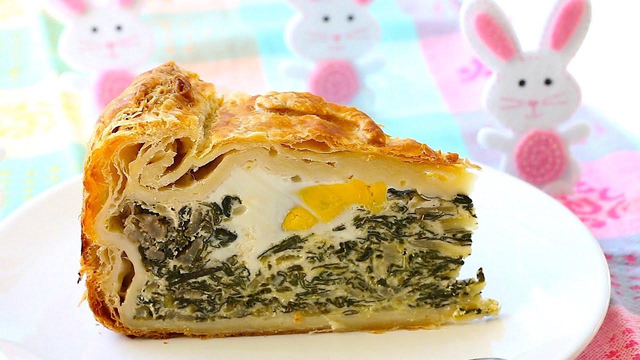 Italian pies: recipes with photo