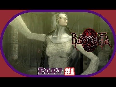 Bayonetta-Part 1 | The Witch with an Itch to Twitch |
