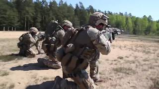 International Special Operations Forces Training