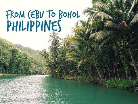 From Cebu To Bohol   Philippines