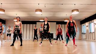 Katarzyna Cyunczyk Zumba - Closer (Cool Down)