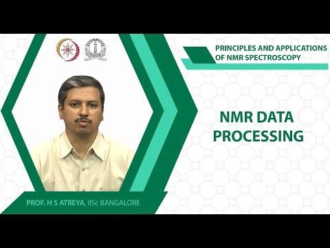 Lec15 NMR Data processing