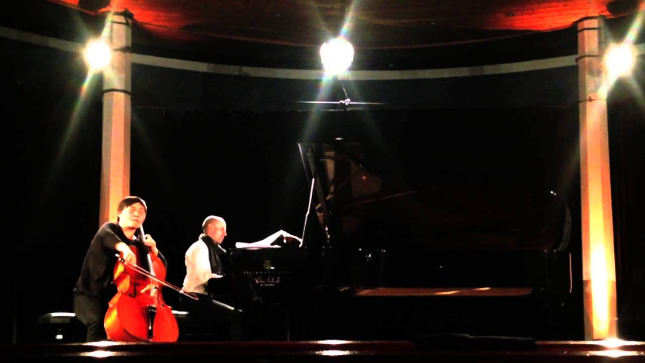 Rachmaninoff - Vocalise - Julien Quentin (Piano) Sandi Toka Nova (Cello)