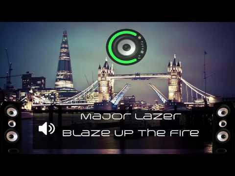 Major Lazer - Blaze Up The Fire (Bass Boosted)